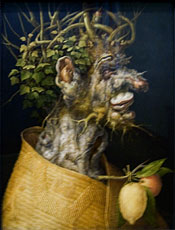 'Winter' by Giuseppe Arcimboldo