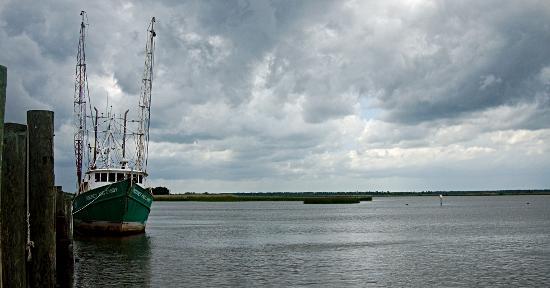 Shrimp trawler, Apalachicola, FL