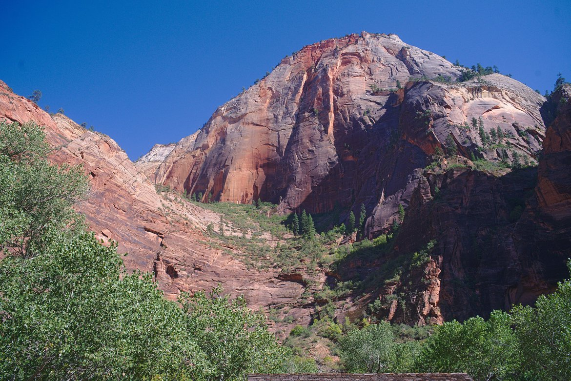 Zion National Park photographed by luxagraf