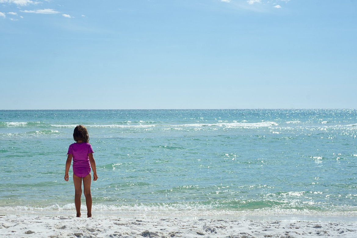 Gulf Islands National Seashore photographed by luxagraf