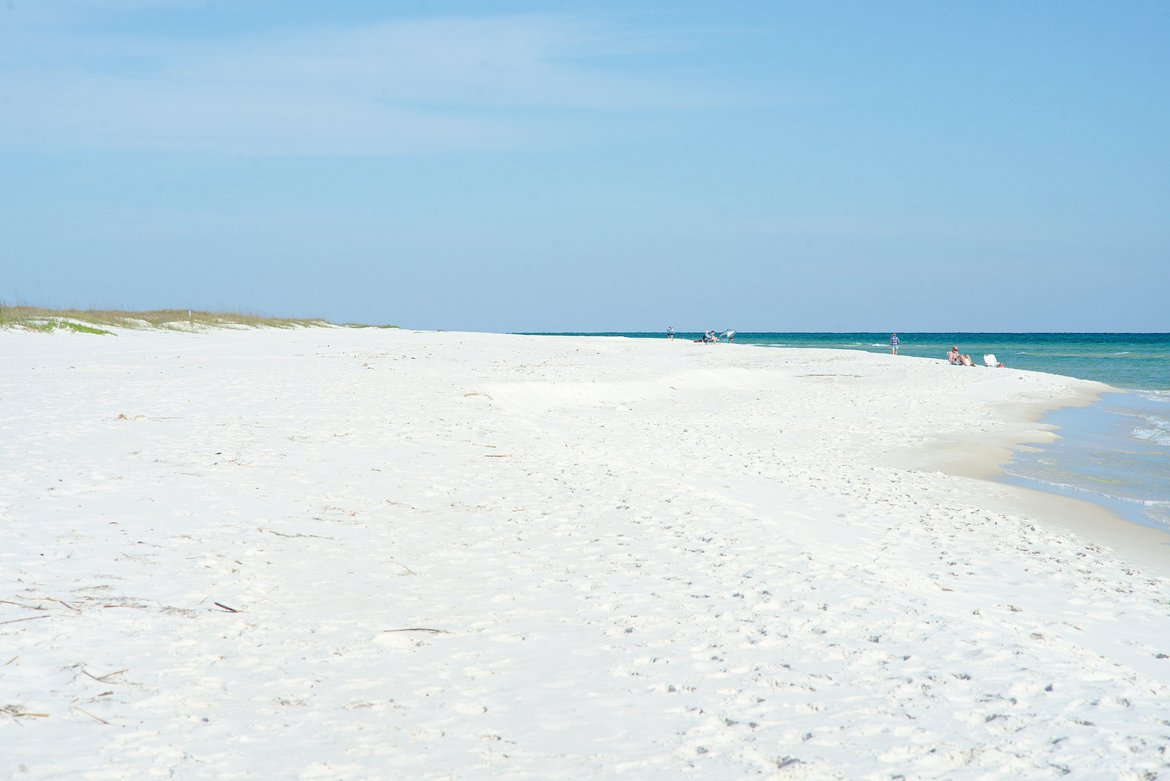 beaches, Gulf Islands National Seashore photographed by luxagraf