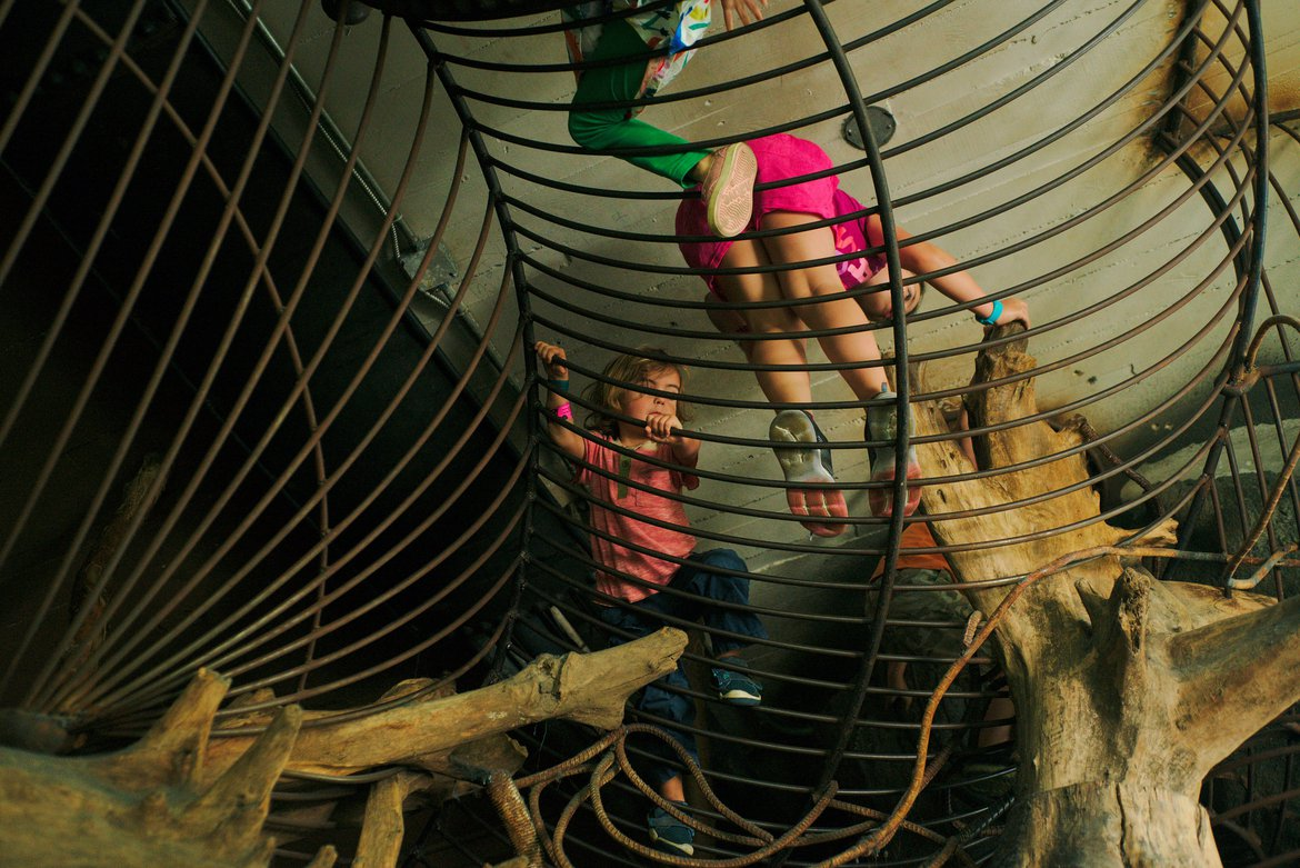 City Museum, St Louis, MO photographed by luxagraf