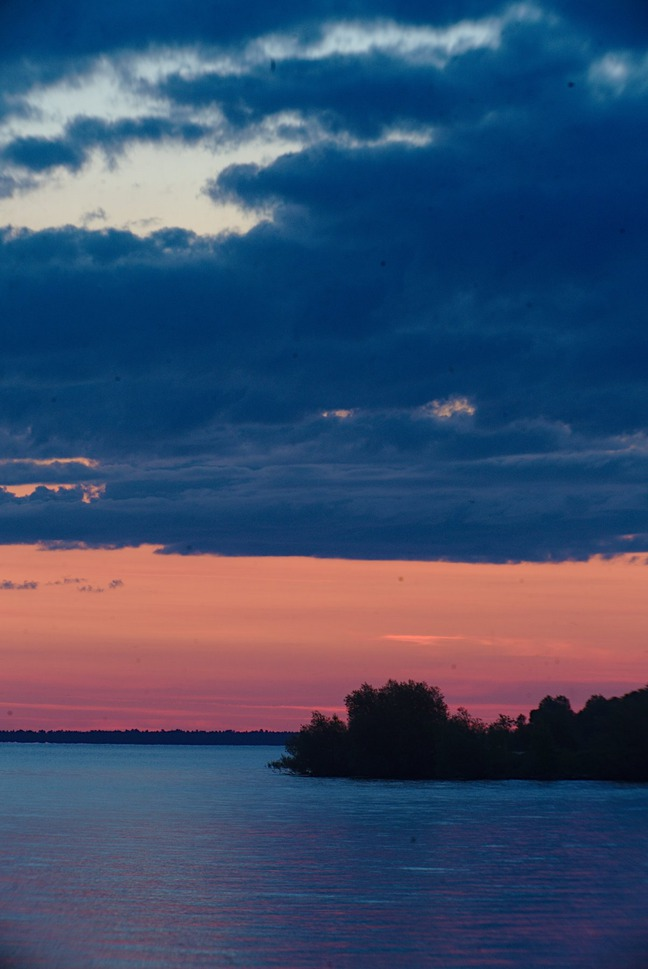 Madeline Island, WI photographed by luxagraf