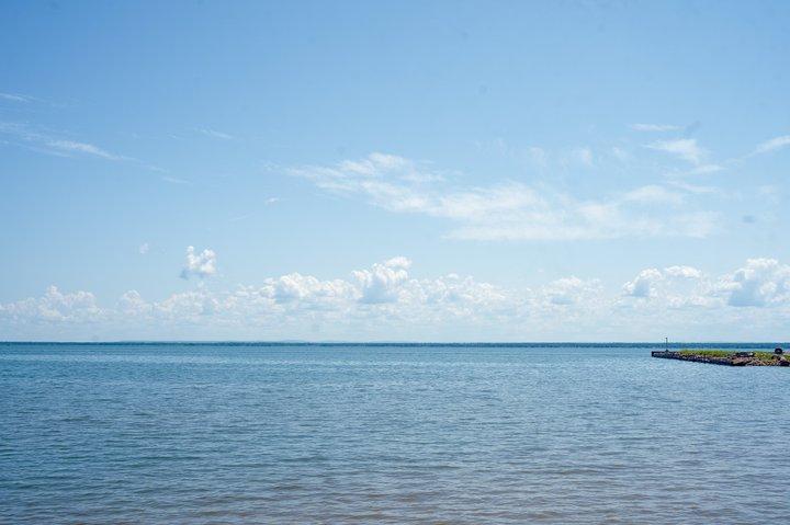 lake superior near, washburn, WI photographed by luxagraf