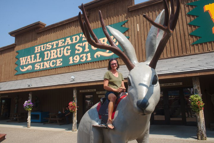 wall drug, wall, SD photographed by luxagraf