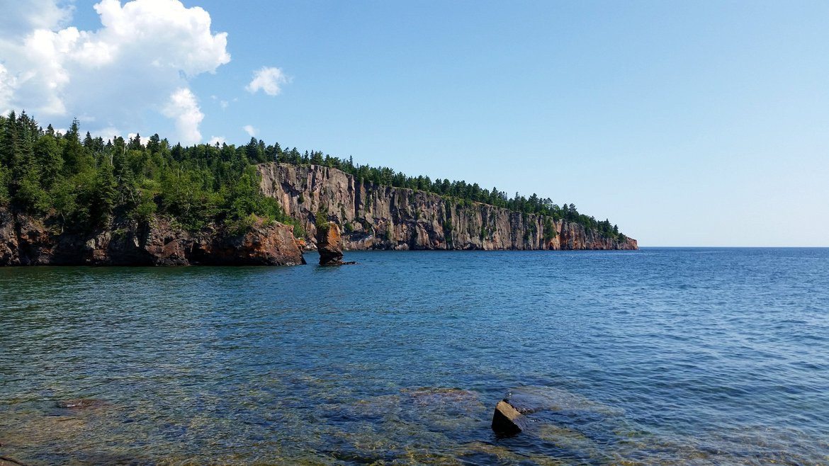 Tettegouche State Park,MN photographed by Corrinne Gilbertson