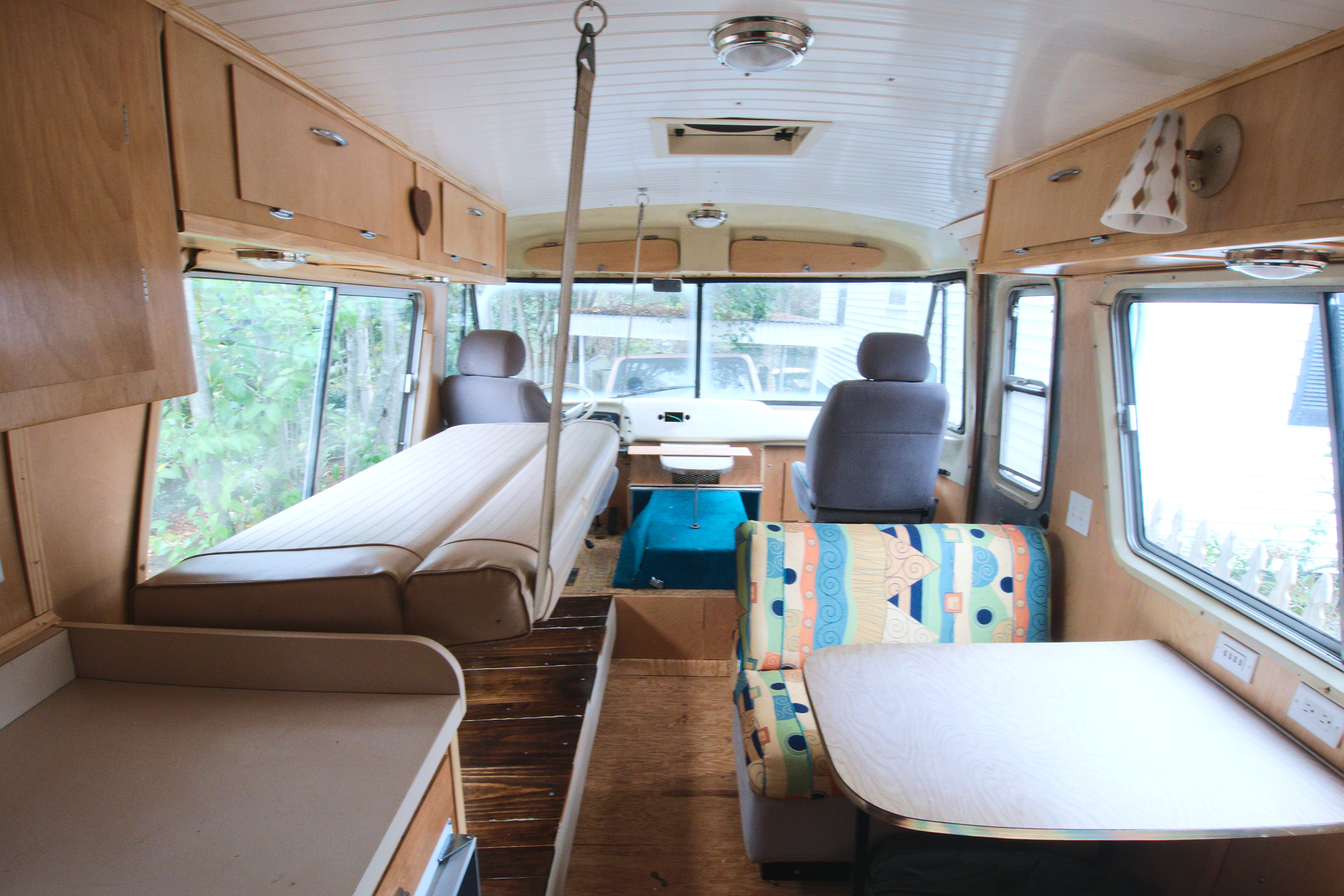 1969 Dodge Travco Before - by Scott Gilbertson